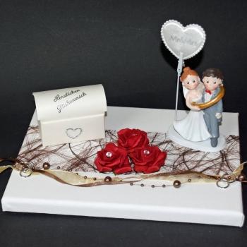 Geldgeschenk zur Hochzeit - Herzlichen Glueckwunsch