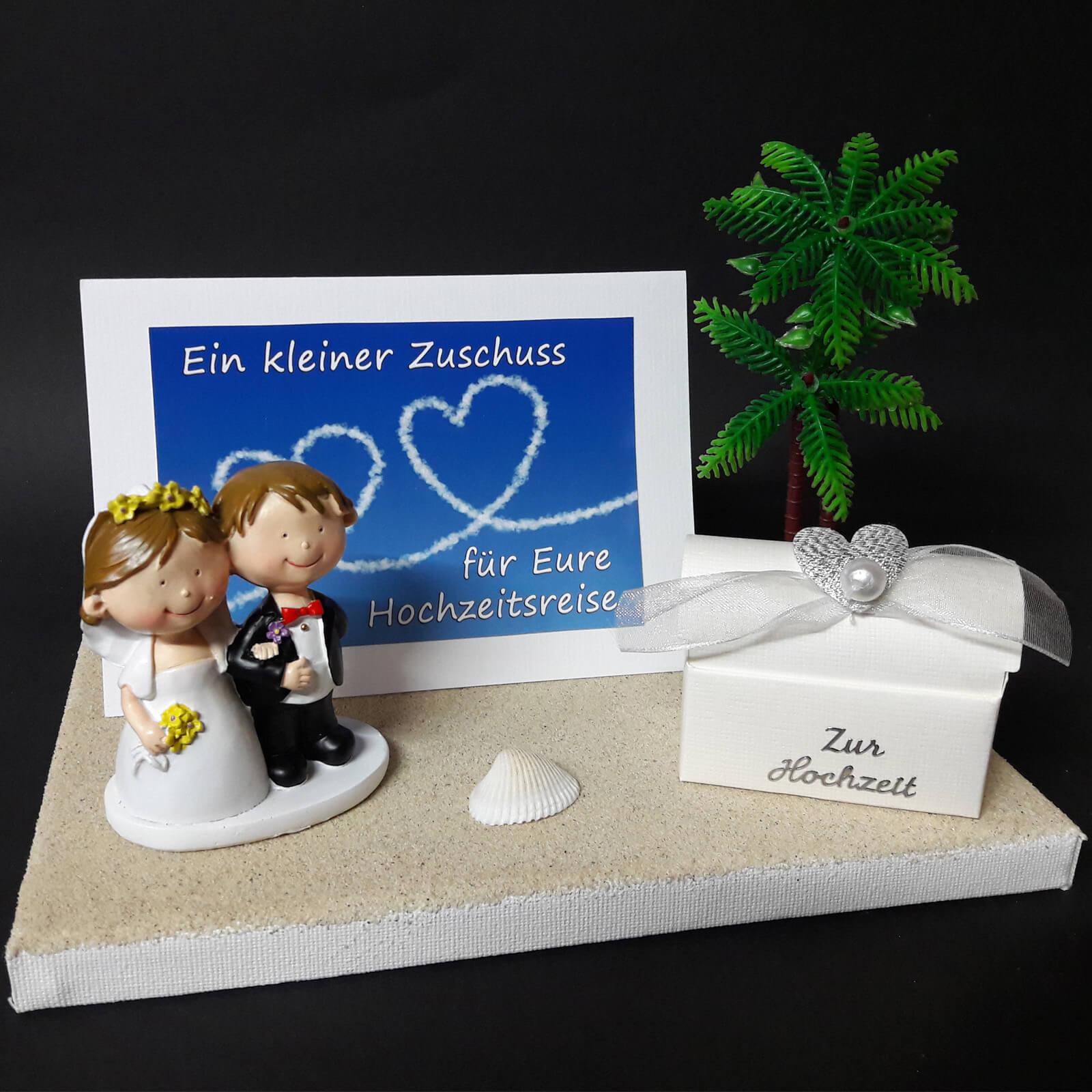 Geldgeschenk Zur Hochzeit Hochzeitsreise